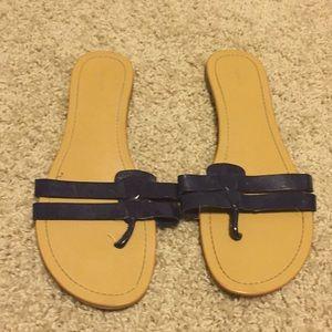 Old Navy Navy Sandals
